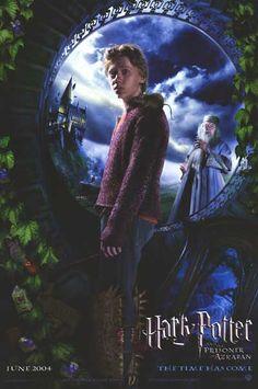 The Prisoner of Azkaban Harry Potter Ron Weasley Sirius Black Harry Potter Ron Weasley, Harry Potter Poster, Magia Harry Potter, Gina Weasley, Harry Potter Characters, Harry Potter World, Harry Potter Wallpaper, Hogwarts Alumni, Prisoner Of Azkaban