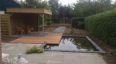 Schitterende tuin in Eelde Eelde Tuinontwerp