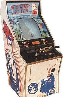 The Fonz video game at the arcade. The Fonz video game at the arcade. Vintage Video Games, Classic Video Games, Retro Video Games, Vintage Games, Video Game Art, Retro Vintage, Game Boy, Consoles, The Fonz