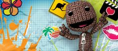 The Little Big Planet PSP encounter begins with players customizing Sackboy, the loveable principle character on LittleBigPlanet. Little Big Planet, Playstation Portable, Playstation Games, Love Games, Best Games, Wii, Minecraft Creator, Nintendo, Planets Wallpaper