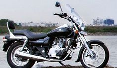 Bajaj Avenger 220 Mi probable futura moto cuando domine el scooter