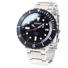 1fa3137cdc4 SEIKO SPIRIT mechanical Automatic Mens Watch SCVE023 nano universe limited  300 by Seiko Watches  Amazon.ca  Watches