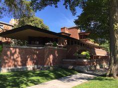 Tour Frank Lloyd Wright em Chicago