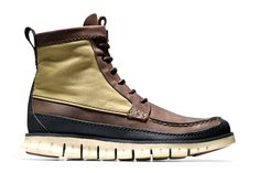 Cole Haan's most recent efforts on the innovation front saw them unveil their ZeroGrand concept whic...