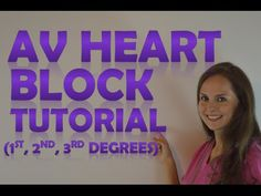 How to Interpret AV Heart Blocks Ekg Heart Rhythms | 1st degree, 2nd degree, 3rd degree difference - YouTube