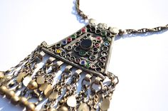 Reworked Kuchi Tribe Pendant.  Indie Twenty Jewelry
