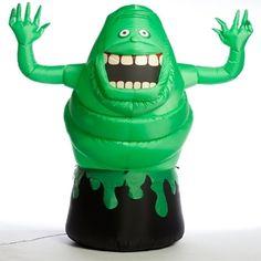 Halloween Inflatable - Ghostbusters Slimer