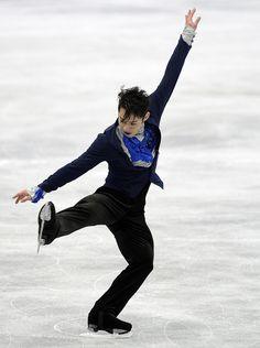 Daisuke Takahashi Photos - ISU Four Continents Figure Skating Championships - Day 1 - Zimbio