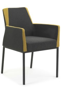KENZIE design armchair by Belgian furniture producer Mobitec. Top quality and great sitting comfort!
