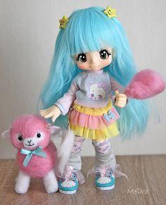 A friend for Whimzee Pretty Dolls, Beautiful Dolls, Doll Toys, Baby Dolls, Halloween Doll, Pop Dolls, Smart Doll, Alpacas, Kawaii Wallpaper
