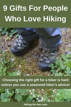 Let a seasoned hiker offer some great suggestions for your hiking gift list. #hikergifts #giftlistforhikers #hiking #hikingforher