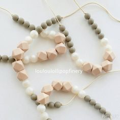 Hey, I found this really awesome Etsy listing at https://www.etsy.com/listing/231512113/blushing-opal-silicone-teething-necklace