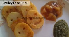 Smiley Face Fries Recipe - Recipes Table