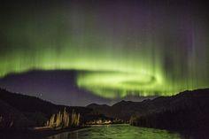 Northern Lights - Jasper National Park, Alberta, Canada