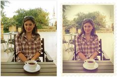 Learn how to give your photo a vintage look in Gimp - #tutorial