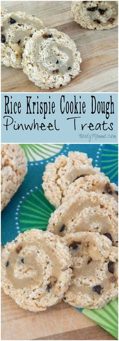 My kids love the rice krispies treats with cookie dough swirled throughout. They beg me for them almost every day!