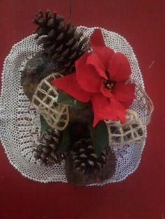 Christmas special table decor