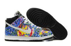 new concept c3ca5 53cf0 Nike Nike Af1, Nike Flyknit, Nike Dunk High, Rainbow Nikes, Nike Website