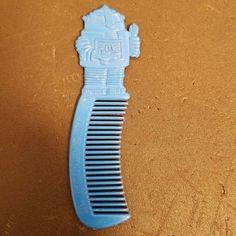 Happy Meal Toy Grimace McDonald/'s Grimace Comb Comb Kids Comb 1980 Red Comb McDonalds Comb Child/'s Comb Grimace Comb McDonald/'s