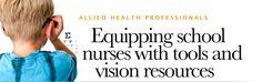 Vision Screening Resources for School Nurses