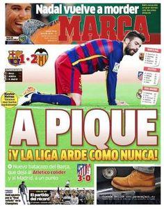 صحف مدريد الاثنين 18-4-2016