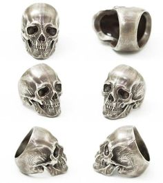 Lunatic Nights: QUETZAL [rajthanatos ring antiques and silver accessories/silver axe / silver / Silver 925 / / silver / Quetzal/ring / ring / men 's/skull ring and skull Skull Wedding Ring, Silver Skull Ring, Mens Silver Necklace, Skull Rings, Skull Jewelry, Gothic Jewelry, Men's Jewelry, Silver Jewelry, Male Jewelry
