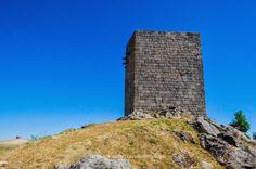 Castelo de Guarda Guarda la ciudad a mas altitud de Portugal. | Turismo en Portugal