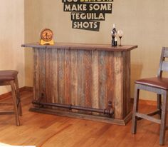 hand made bar unit all built  free delivery within 200  miles