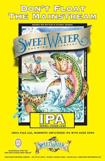 Don't Float the Mainstream #Sweetwater #Hops #LexHopHeads