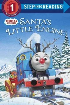Thomas the Tank Engine and his friends celebrate Christmas on the island of Sodor.