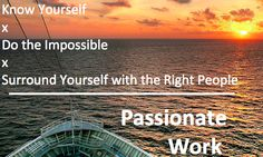 The 3 Rare Requirements that Make Passionate Work Possible (