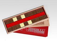 ¿Alguna vez ha pensado en el regalo del día de su Padre? ¡Tenemos ideas deliciosas! Artisan Chocolate, Berries, Ideas, Bonbon, Sweets, Happy Fathers Day, Christmas Presents, Shapes, Messages