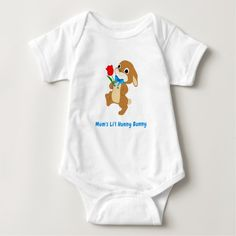 Love Somebody-Cute Monkey-Morocko Baby Bodysuit - baby gifts child new born gift idea diy cyo special unique design 5 Babies, Cute Babies, Baby Owls, Baby Boy, Baby Animals, Dog Baby, Personalized Baby Clothes, Personalized Gifts, Girl With Brown Hair