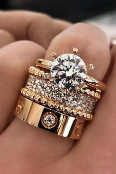 Super Beautiful and great Sets of Rings. One than other is spectacular .. And i like so much Take a look for your taste .. SLVH ♥♥♥