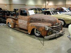 1950s trucks | Chevy 1950