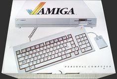 Amiga 1000 Packaging