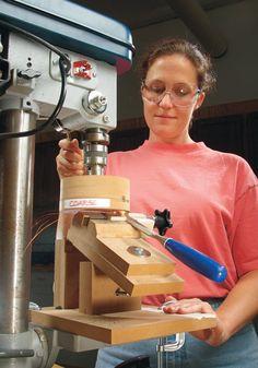 Potência do Sistema Afiação - Técnicas de tratamento de madeira - Woodworker americano