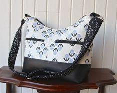 The Hosta Hobo Camera bag - PDF Sewing Pattern