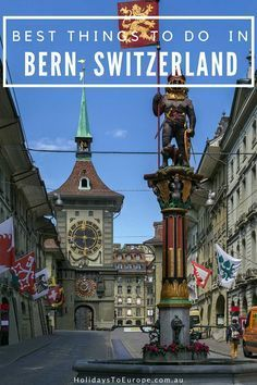 things to do in Bern Switzerland . -Best things to do in Bern Switzerland . Capital Of Switzerland, Switzerland Vacation, Visit Switzerland, Switzerland Itinerary, Lucerne Switzerland, Oh The Places You'll Go, Places To Travel, Travel Destinations, Travel Deals
