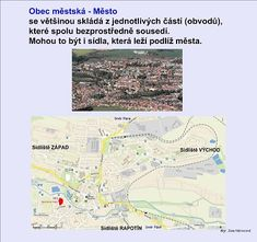 NAŠE VLAST - ČESKÁ REPUBLIKA :: Béčko-Tc Map, Location Map, Maps
