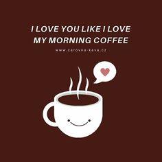 Už se inspirujete se na Valentýna? #valentýn #laska #onlineshop #darek #čarovnákáva #inspirace #cafebistronakusreci #czech #káva #goodcoffee #goodcompany www.carovna-kava.cz I Love You, My Love, Morning Coffee, Mugs, Tableware, Instagram, Dinnerware, Je T'aime, Cups