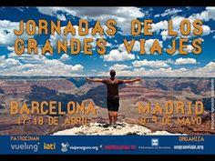 III Jornadas de los Grandes Viajes - Barcelona #JGVbcn