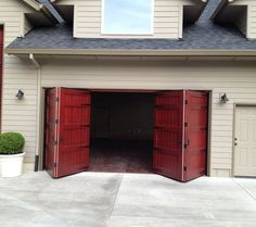 Sliding Garage Door Track