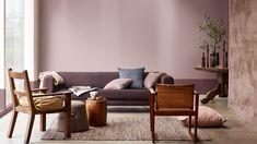 Flexa kleur van het jaar Heart Wood - I Love My Interior Best Paint Colors, Room Paint Colors, Paint Colors For Living Room, Best Interior Paint, Interior Design, Home Trends, Colorful Interiors, Living Spaces, Room Decor