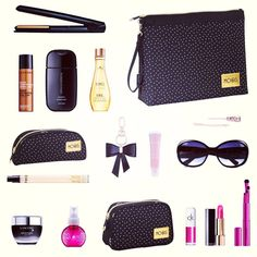 Siempre guapa! #moostrends #fashion #wellpacked #toposmoos #dots  #neceser #neceseresmoos #complementos #complementosmoos