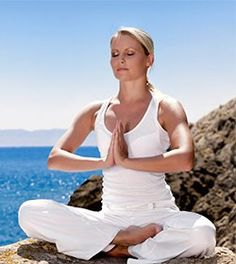 The fitness freaks now prefer yoga and meditation than the modern methods of weight training.