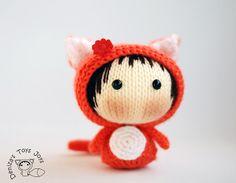 Ravelry: deniza17's Rudy Cat Doll