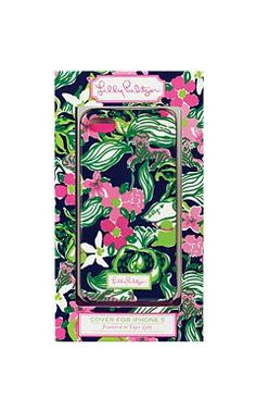 iPhone 5 Cover by Lilly Pulitzer