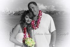 Destination Wedding,  Oahu, Hawaii