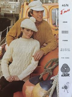 Polo Neck, Vintage Knitting, Knitting Needles, Vintage Patterns, Mittens, 1970s, Knitting Patterns, Pure Products, Sleeves